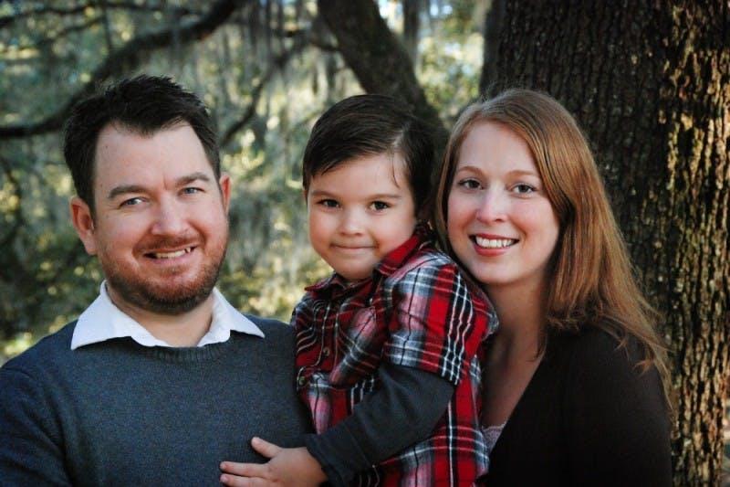 From left: Justin Griner, Sam Griner (Success Kid), and Laney Griner  |