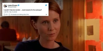 Cynthia Nixon, known for her role as Miranda Hobbes in 'Sex and the City,' has announced her run for governor of New York—and there are plenty of memes.