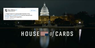 house of cards intro creator tweets
