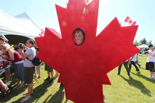 Worst Things about Canada: Canada Calgary Day