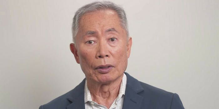 A former model says George Takei sexually assaulted him in 1981.