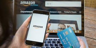 amazon online retailer credit card online web