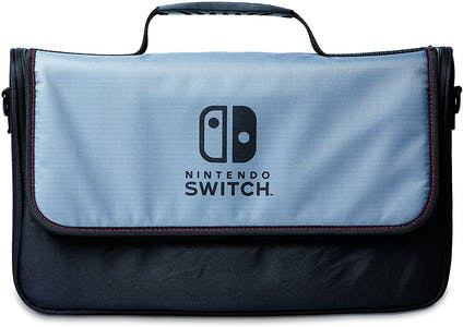 nintendo switch messenger bag