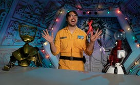 new netflix original series : Mystery Science Theater 3000: The Return