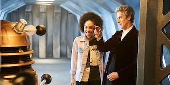 Doctor Who Bill Potts