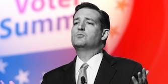 senate healthcare bill : Ted Cruz