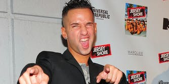 'Jersey Shore' star Michael 'The Situation' Sorrentino