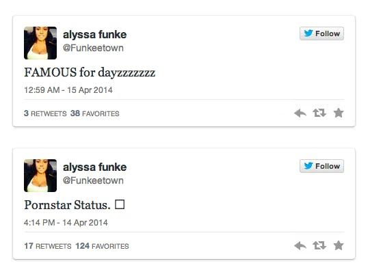 Casting Couch X Alyssa