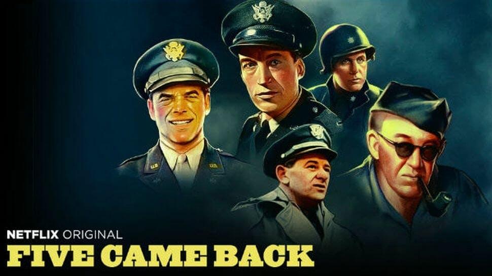 Netflix docu-series : five came back