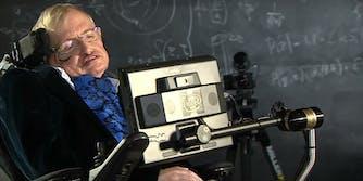 stephen hawking theoretical physicist