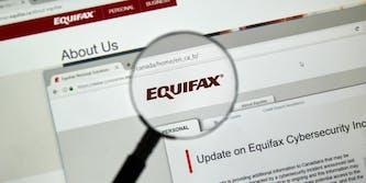 equifax credit reporting cyberattach data breach