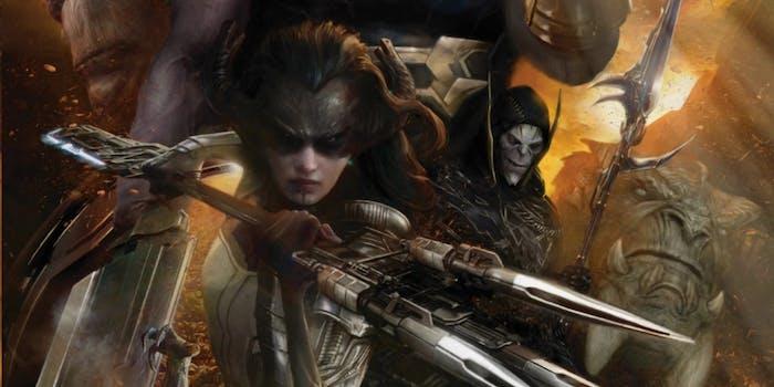 black order avengers infinity war