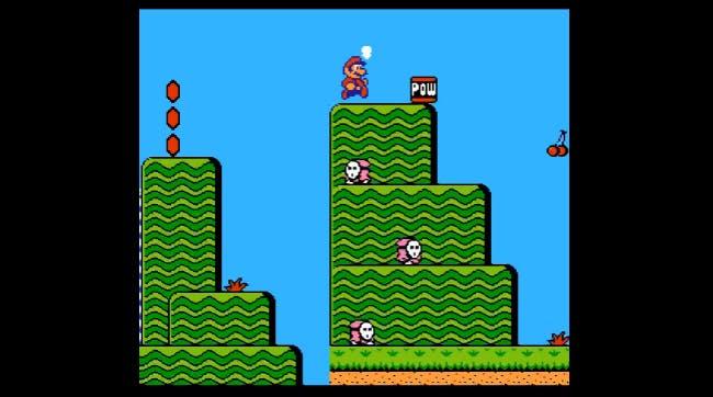 nes games: Super Mario Bros. 2
