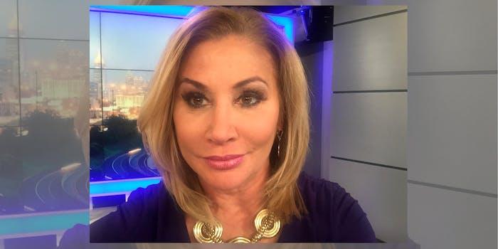Former reporter Valerie Hoff from Atlanta