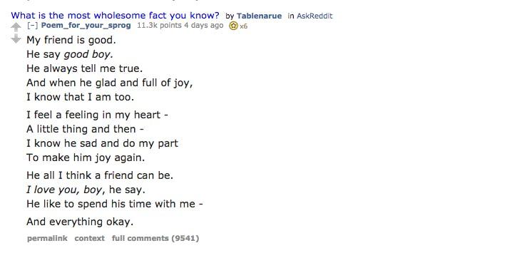 reddit celebs : u/Poem_for_your_sprog
