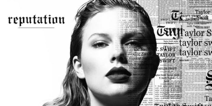 Taylor Swift 'Reputation' Album Leaked in U.K.