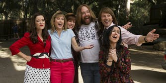 Wet Hot American Summer Ten Years Later review