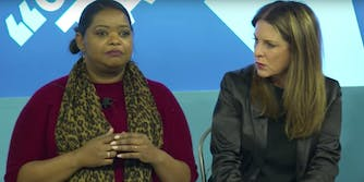 Octavia Spencer explains how Jessica Chastain helped her get equal pay on their upcoming comedy film.