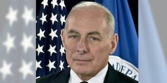 DHS Secretary John Kelly