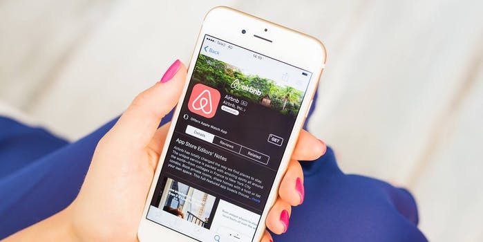 Airbnb disability filters