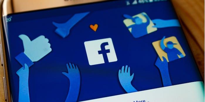 facebook mobile app samsung galaxy russia