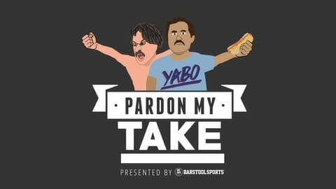best podcasts for android : Pardon My Take