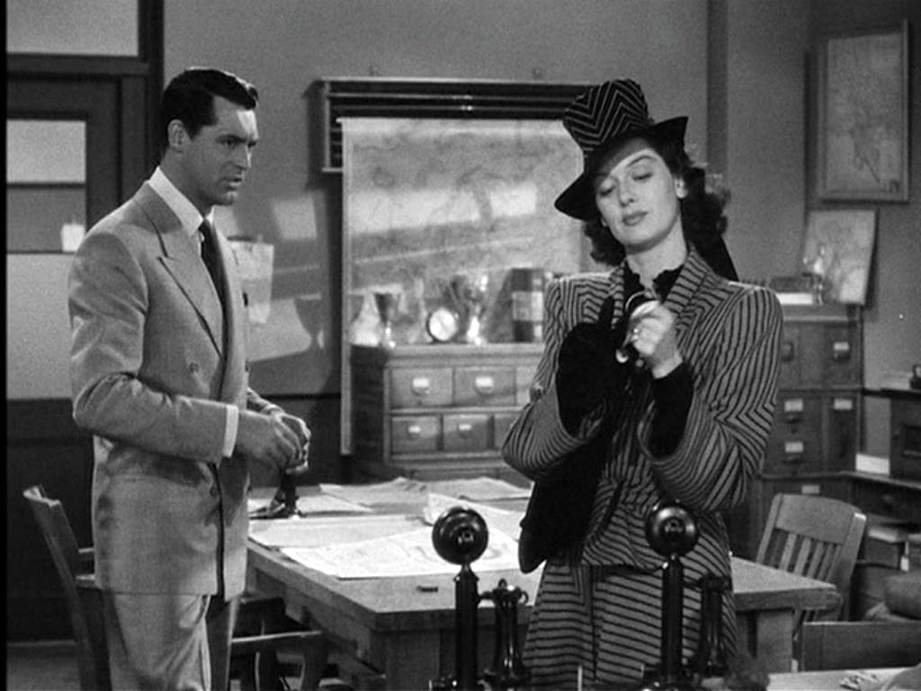 youtube films: His Girl Friday