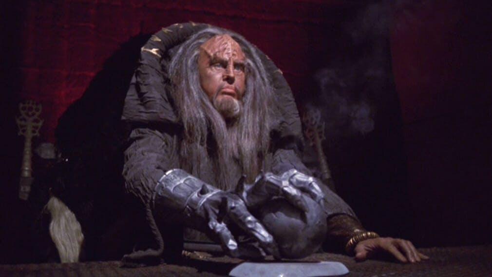 klingon judge