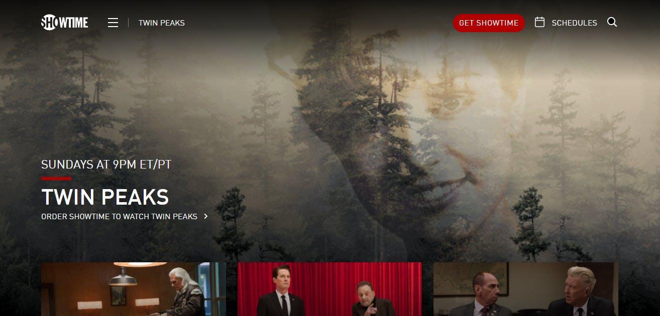 How to watch Twin Peaks online