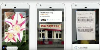 How to use Google Lens on iO