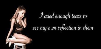 Ariana Grande lyric video