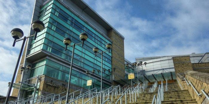 Manchester MEN arena