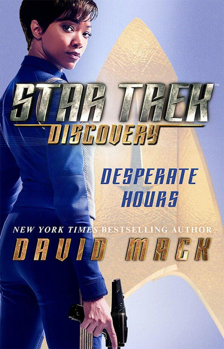 star trek discovery : desperate hours