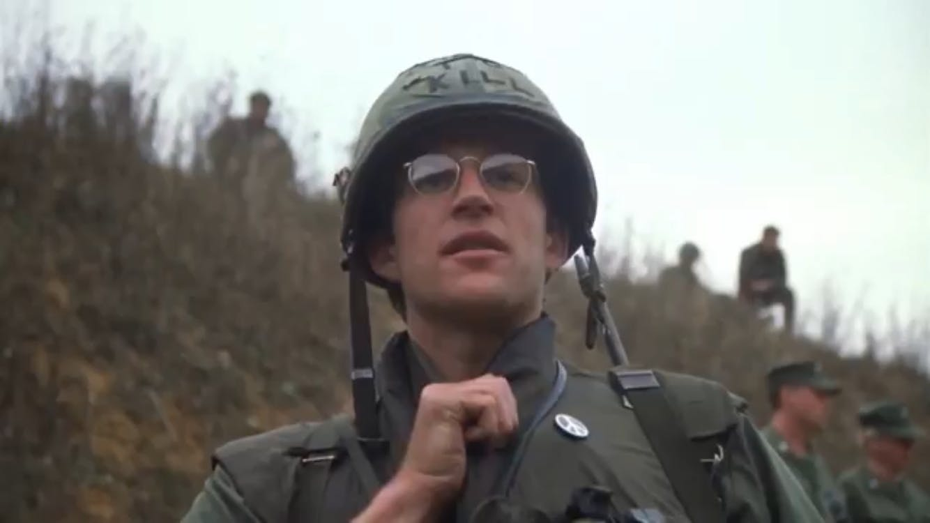 war movies on netflix - full metal jacket