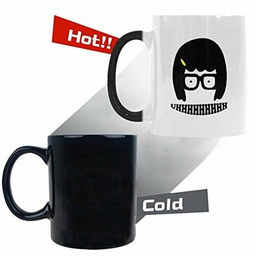 tina belcher mug