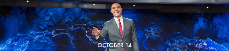 The Daily Show October 14