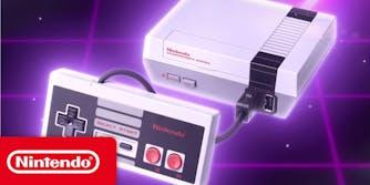 Nintendo NES facts