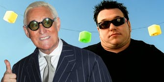 Roger Stone and Smashmouth