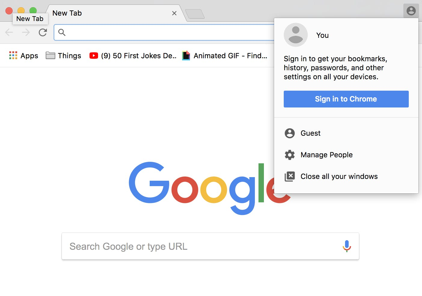 how to export chrome bookmarks - sync bookmarks