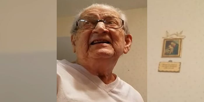 Man discovers that he's 98 years old
