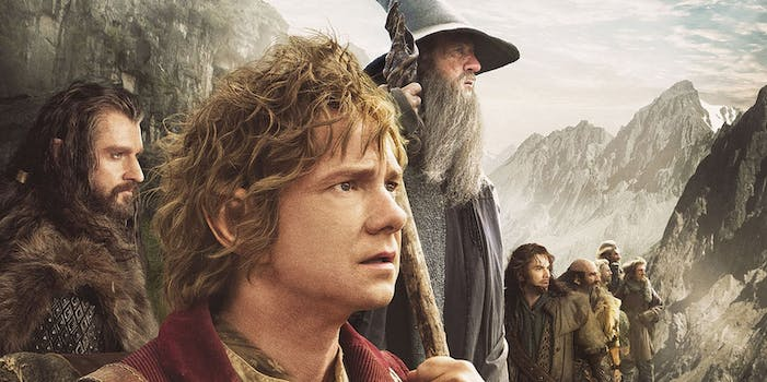 Lord of the Rings Amazon
