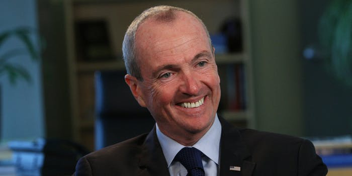 Phil Murphy was elected the next governor of New Jersey, replacing Chris Christie.