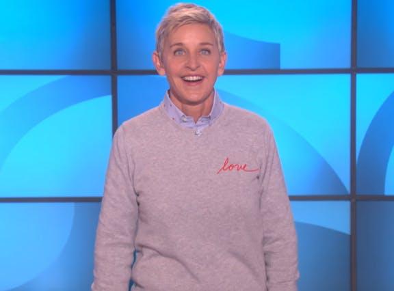 WCW: Ellen Degeneres