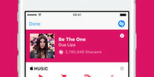 Best iPhone apps: Shazam
