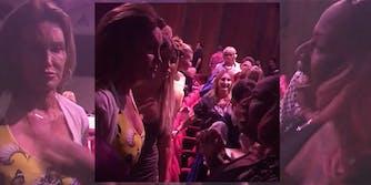 Ashlee Marie Preston confronts Caitlyn Jenner