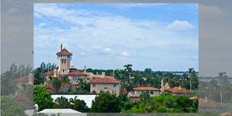 The Mar-a-Lago in Palm Beach, Florida