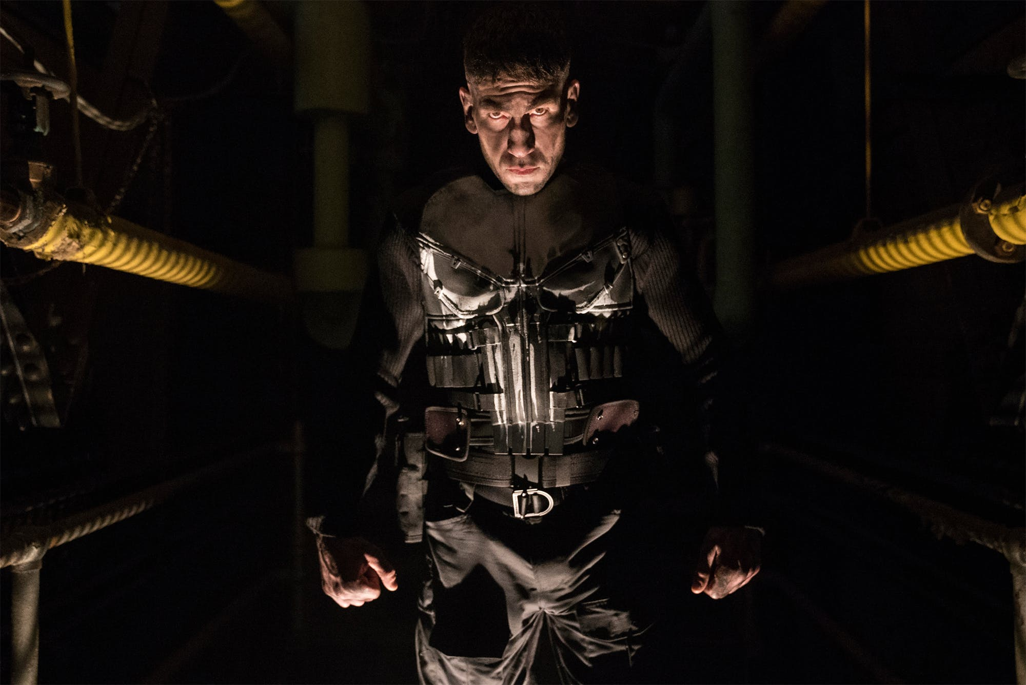 The first promo photo for Netflix's 'The Punisher'