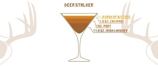 GCHQ: Deer stalker