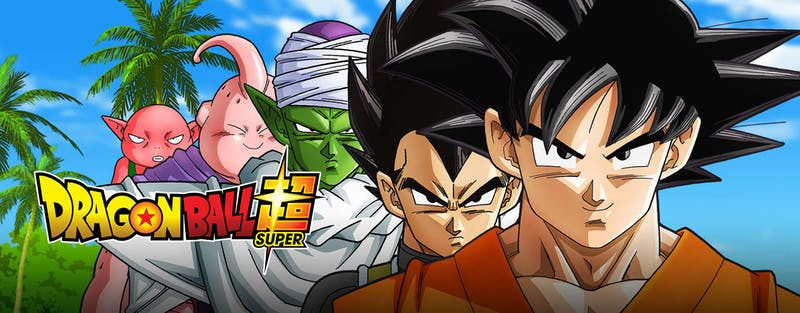 free anime online : Dragon Ball Super on Funimation