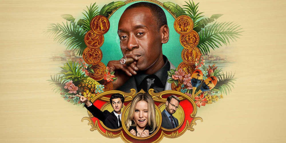 hulu plus showtime best shows - house of lies